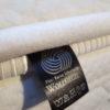 Wollen onderdeken woolmark