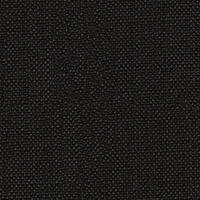 Fijn zwart (stof)